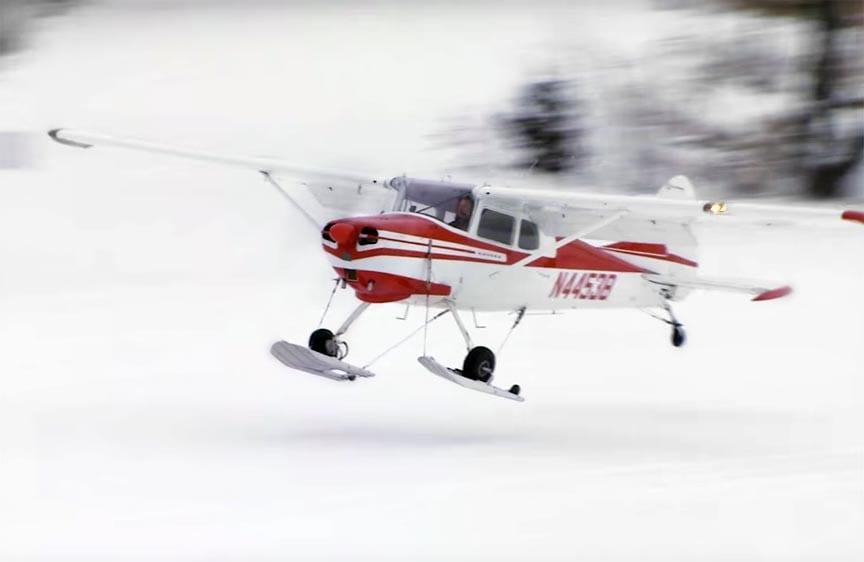 2018 EAA Skiplane Fly-In