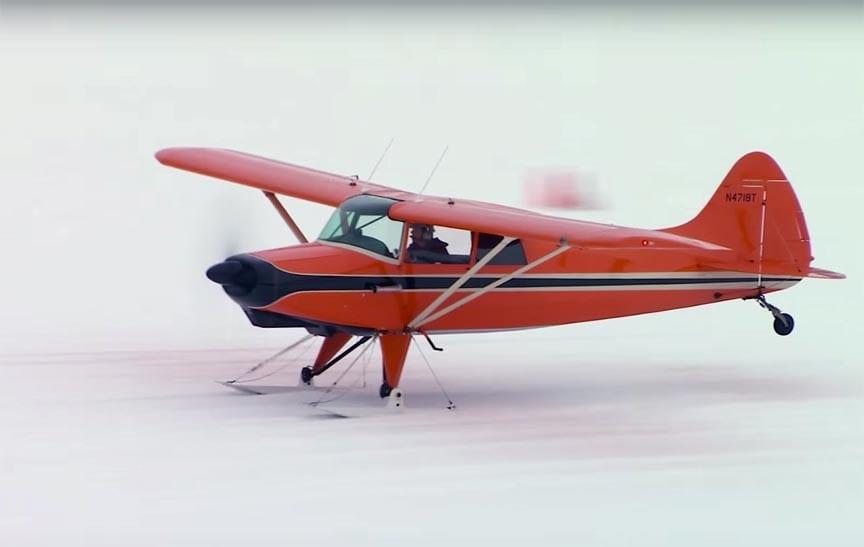 2017 EAA Skiplane Fly-In in Oshkosh, WI