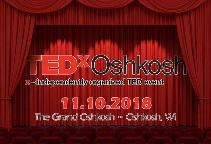 TEDx Oshkosh 2018