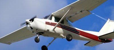 scenic plane ride