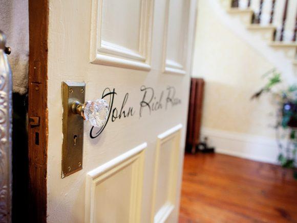 John Rich door