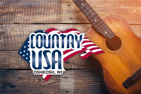 Country USA 2017 Oshkosh, WI