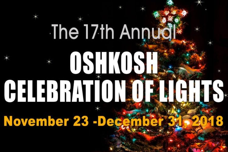 Oshkosh Celebration Of Lights 2018
