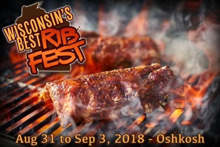 Wisconsins Best Rib Fest 2018